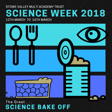 THE GREAT SCIENCE BAKE OFF