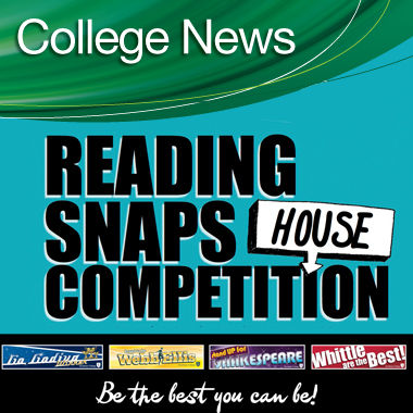 Reading Snaps House Competition