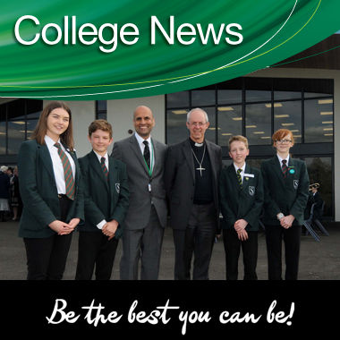 Southam College welcomes the Archbishop of Canterbury