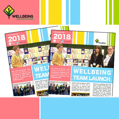 The Art of Wellbeing Team is launched!
